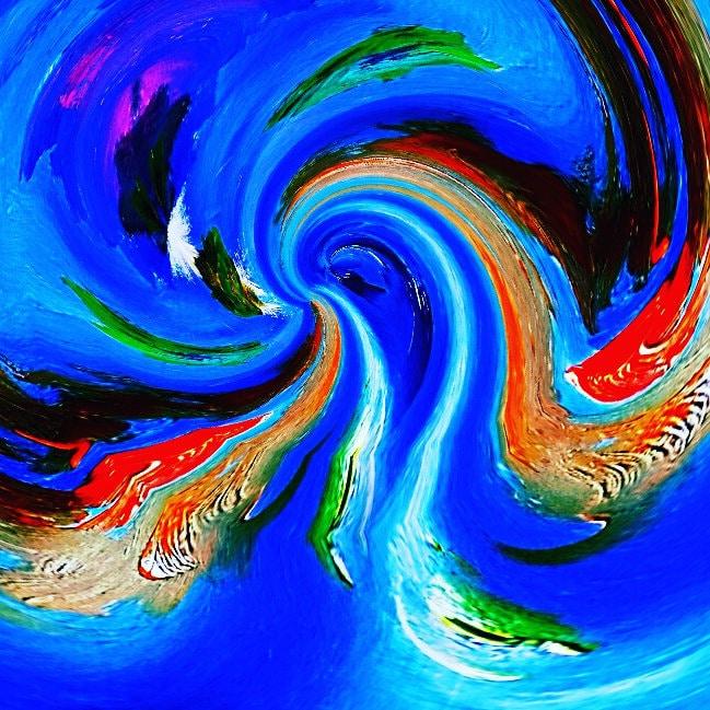 mouvement en couleur
